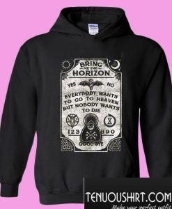 Bring Me The Horizon Lyrics Hoodie