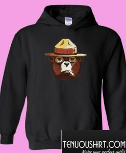 Burton Tops ON HOLD Smokey The Bear Hoodie