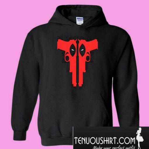 Deadpool Guns Hoodie