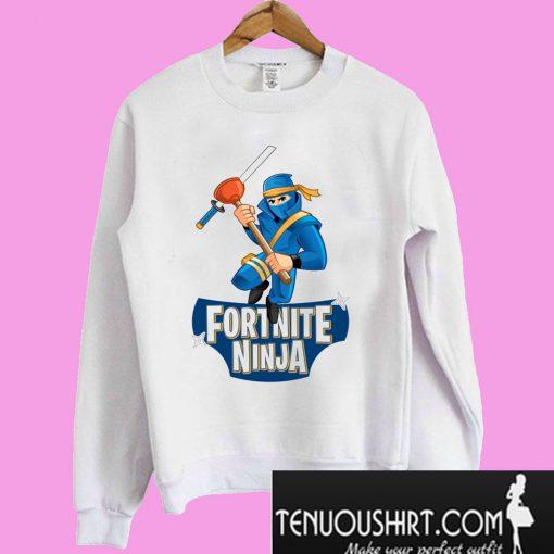 Fortnite-Ninja-Sweatshirt