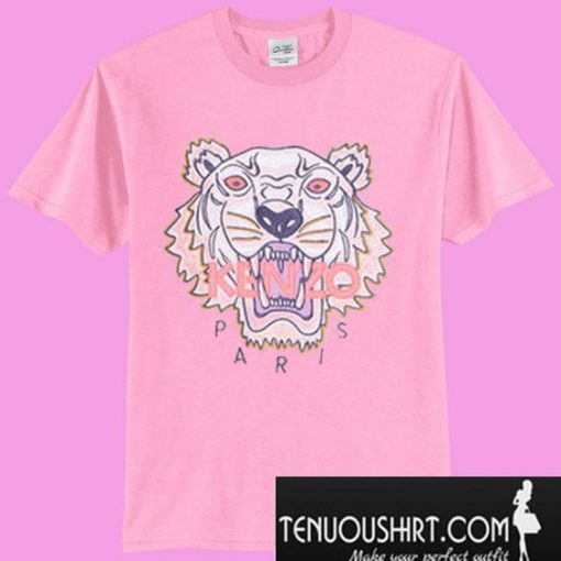Kenzo light pink T-Shirt