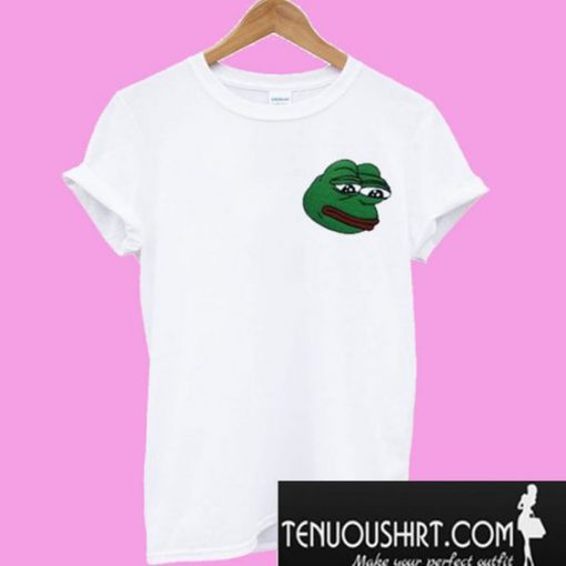 Pepe Frog Sad T-Shirt