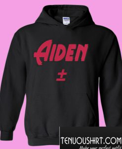Plus or minus Aiden Hoodie