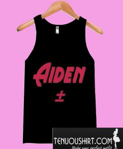 Plus or minus Aiden Tanktop