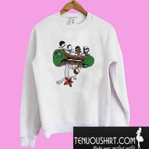 Stranger Things Eleven Monster Sweatshirt