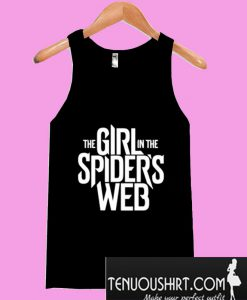 The Girl In The Spider Web Tanktop