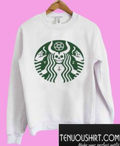 The Satan Satanic Starbuck Coffee Sweatshirt