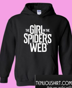 The Girl In The Spider Web Hoodie