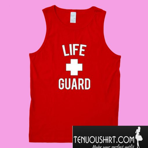 Lifeguard-Tank-Top