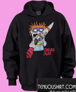 Rugrats scared Chuckie Child's Play Hoodie