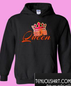 Selfie Queen Crown Hoodie