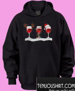 Special Christmas wine Hoodie