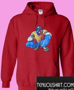 Spiderman Marvel Studios Hoodie