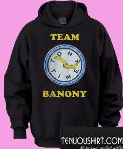 Team Banony Hoodie