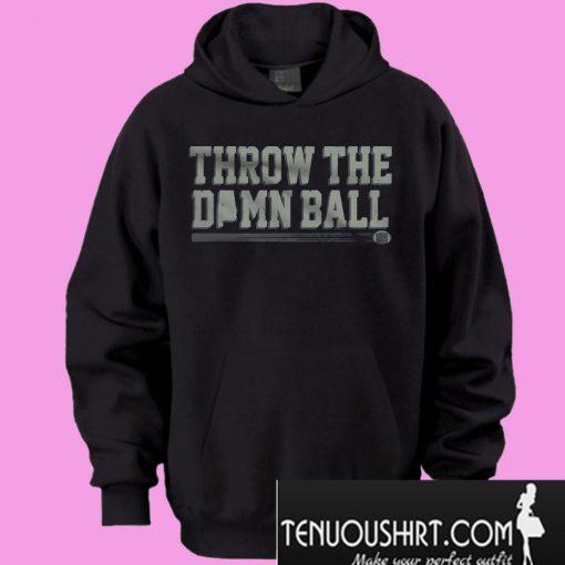 Throw-the-damn-ball-Hoodie