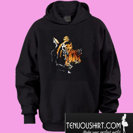 Tiger-Hoodie