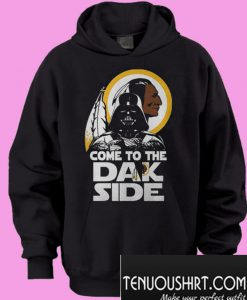 Washington Redskins come to the dak side Dark Vader Hoodie