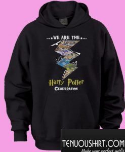 We are the Harry Potter generation Hoodie