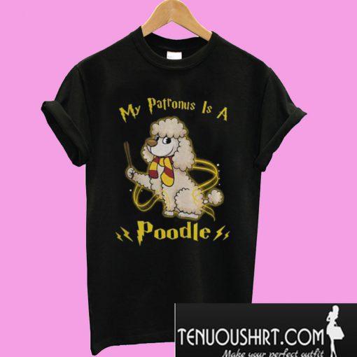 My-patronus-is-a-Poodle-T-S