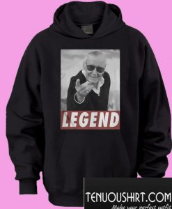Stan Lee Legend Hoodie