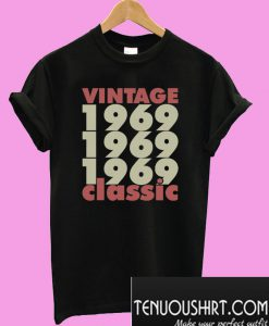 1969 - 2019 50 Years Perfect T-Shirt