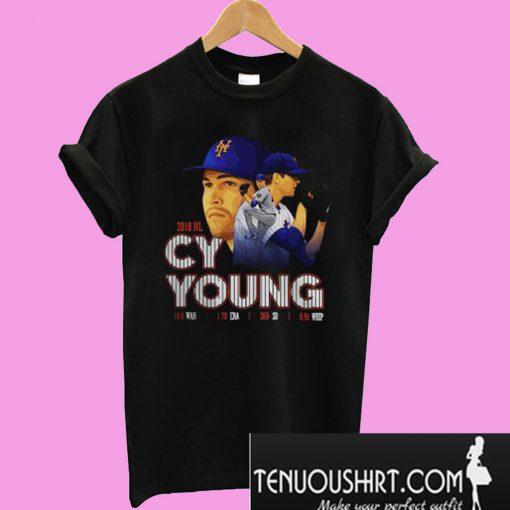 2018-Nl-Cy-Young-Award-T-Sh