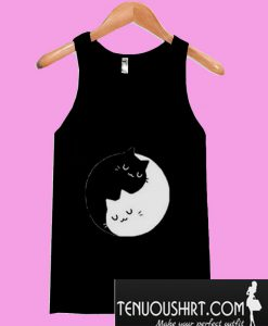Cats Chic Fashion Tank Top