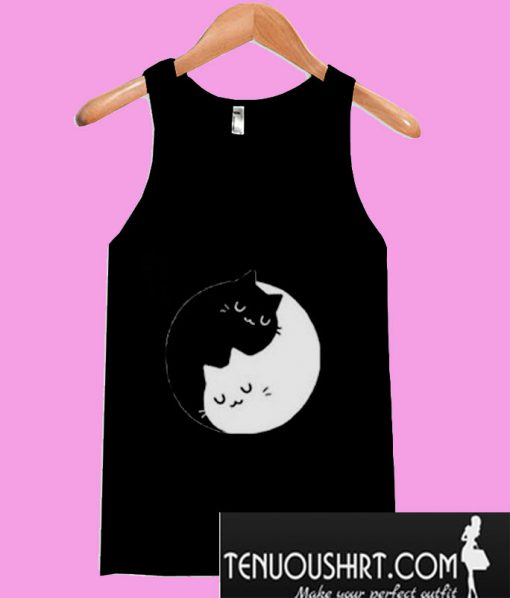 Cats-Chic-Fashion-Tank-Top