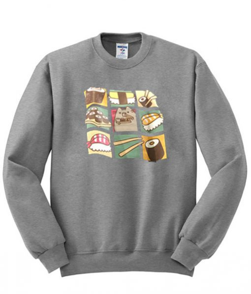 Pusheen-Sushi-Sweatshirt-510×598