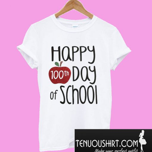 100th-day-of-school-T-Shirt