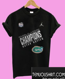 2018 Chick Fil A Peach Bowl Champion T-Shirt