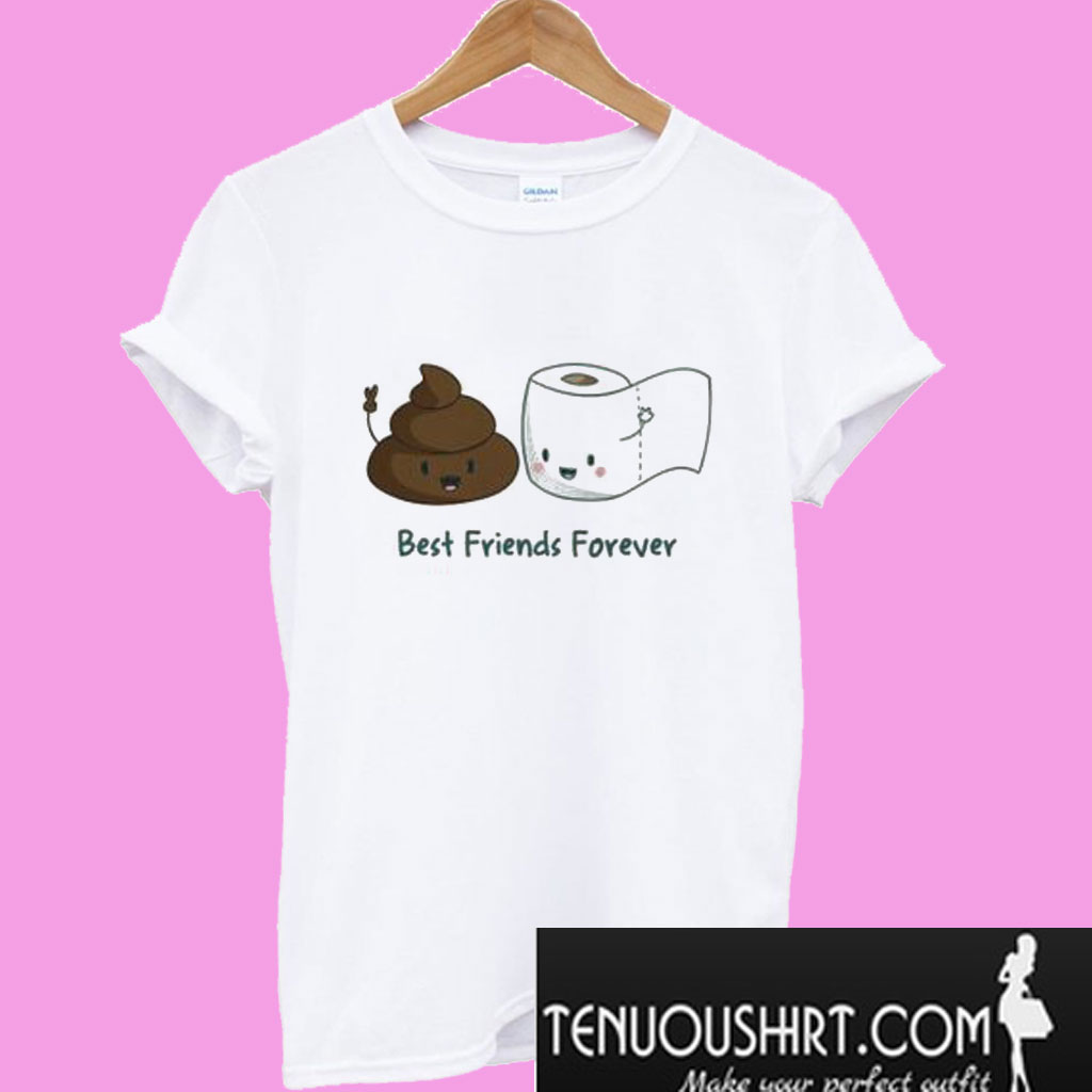limited sale genuine shoes thoughts on Cute BFF T-Shirt
