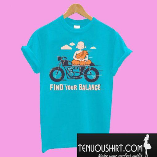 Find-Your-Balance-T-Shirt