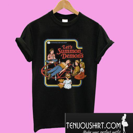 Let's-Summon-DemonsT-Shirt