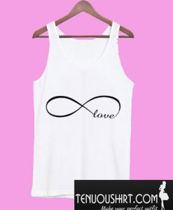 Love Forever Infinity Tank Top