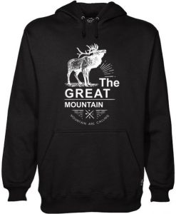 The Great Mountain Hoodie