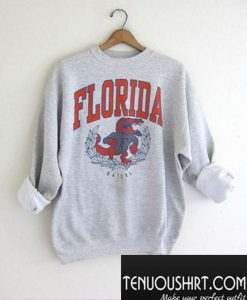 Vintage Florida Gators Basketball Sweatshirt