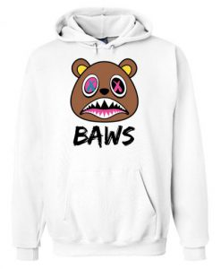 Bred Baws Hoodie