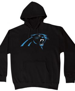 Carolina Panthers Black Hoodie
