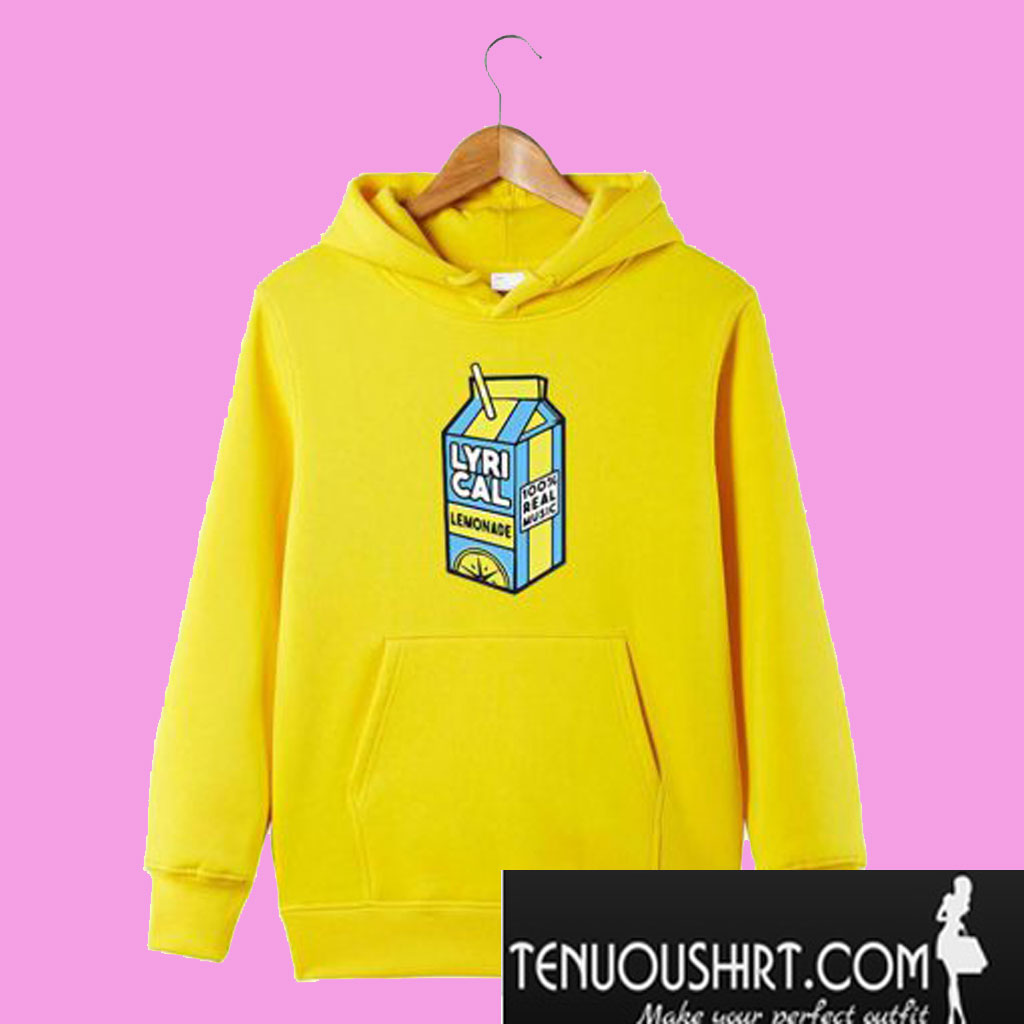 Lyrical Lemonade Yellow Hoodie