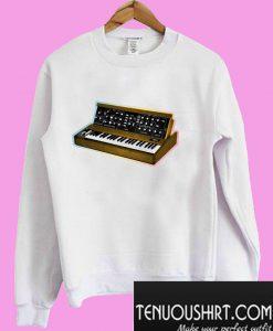 Analog Synthesizer Sweatshirt