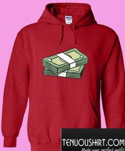 Stacks Of Money Hoodie