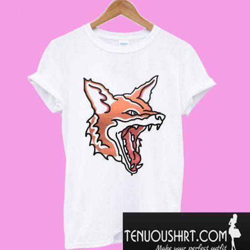 Fox-T-Shirt