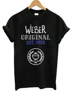 WEBER ORIGINAL Weber Grill T-Shirt