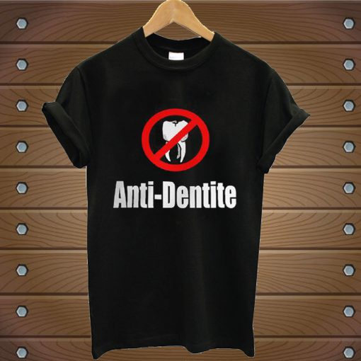 Anti-Dentite-Unisex-T-Shirt