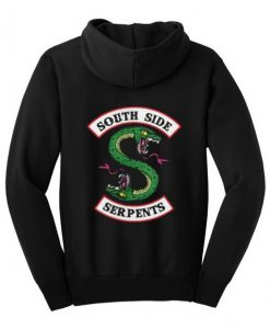 Southside Serpents Hoodie Back