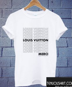 Louis Vuitton Merci T shirt