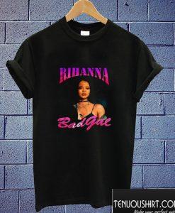 Vintage Style Rihanna Rap T shirt