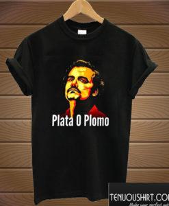 Pablo Escobar Narcos T shirt