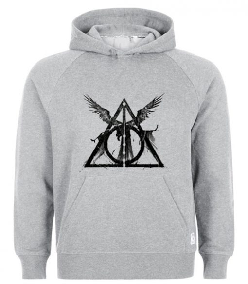 The Deathly Hallows Harry Potter Hoodie